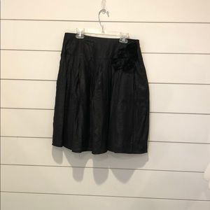 Down East Black skirt